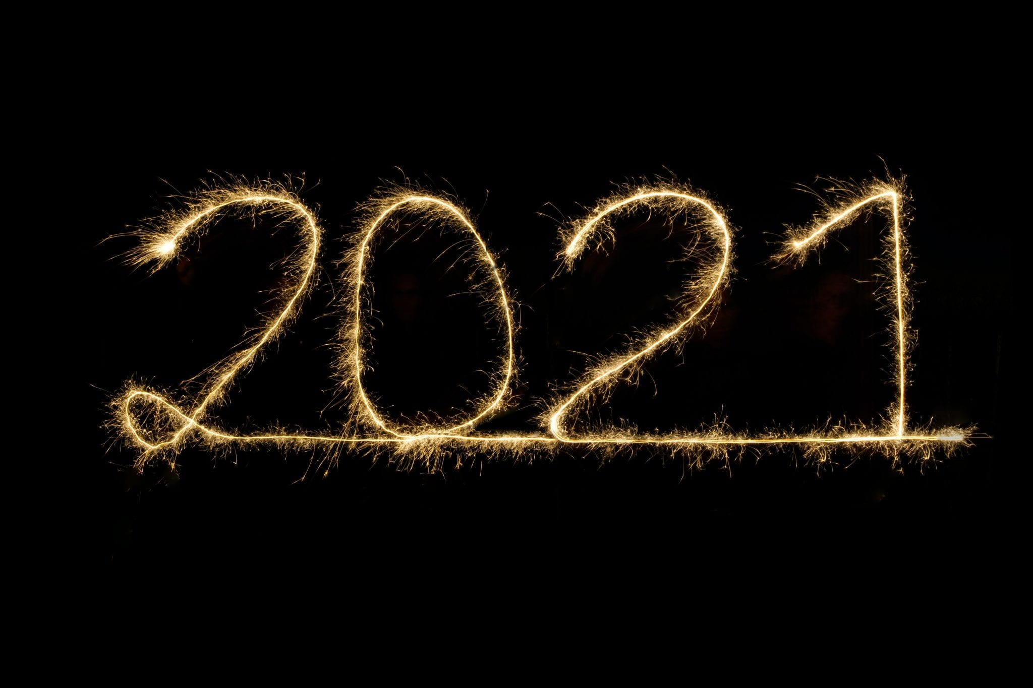 2021 New Year's Prediction