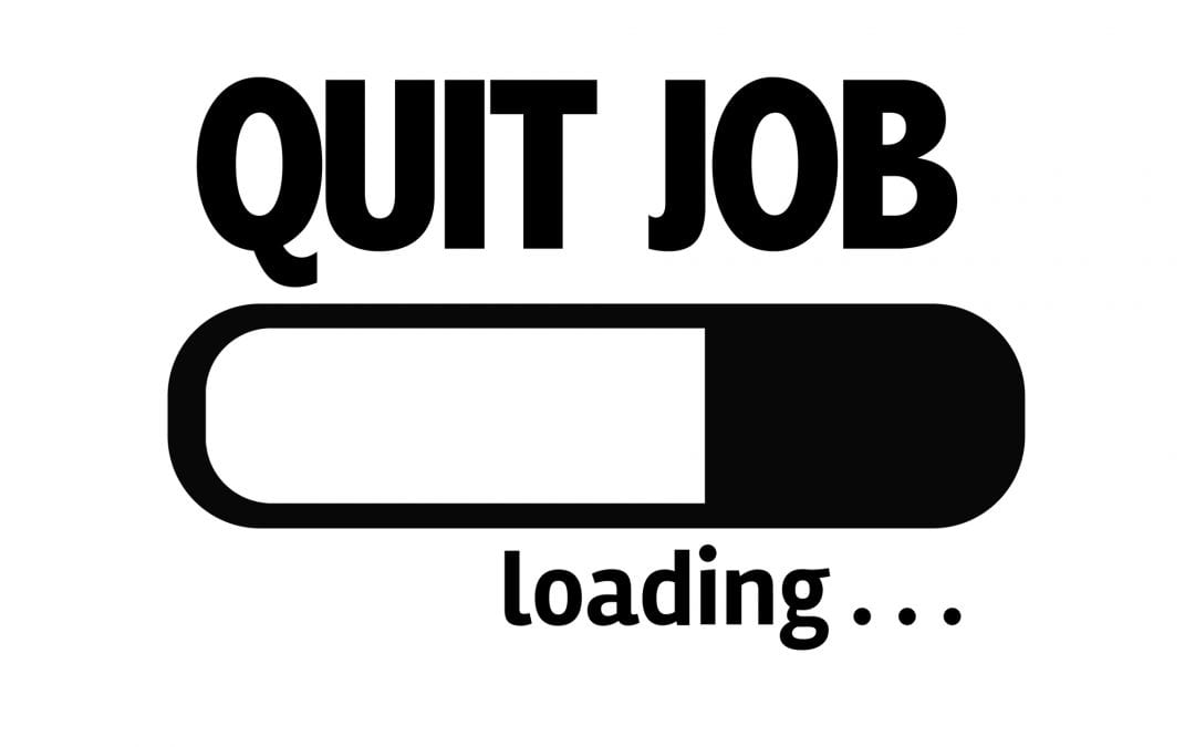 Workers Have Had Enough: 95% Say They're Considering Quitting